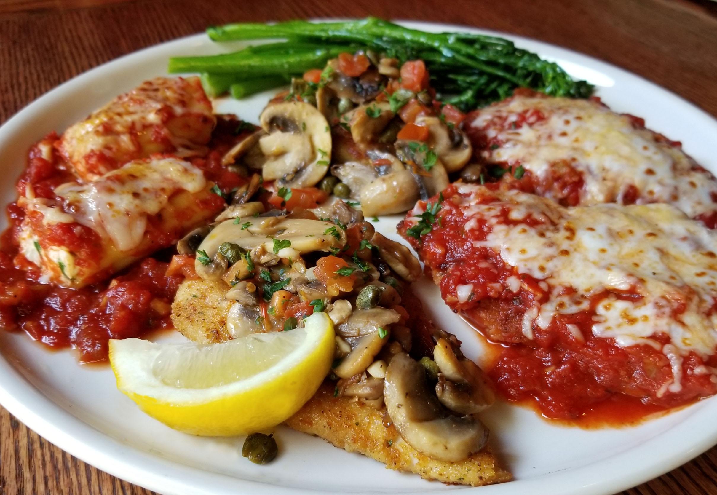Rigatony S Authentic Italian Restaurant Tempe Az